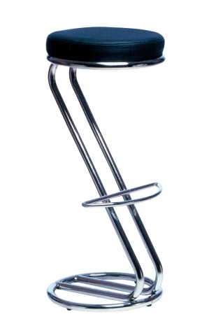 Cygnus Upholstered Bar Stool