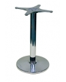 TB101-17 Chrome Table Base