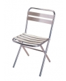 Brisbane Folding Aluminium Chair