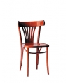 Fanback Wood Chair