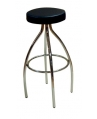 Banana Chrome Bar Stool