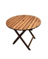 Harror Teak Folding Table