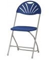 Fan Back Folding Chair
