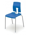 Ergonomic Stacking Chair